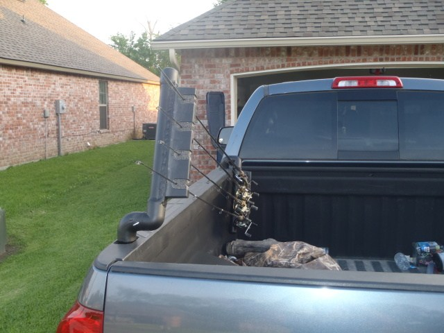 Truck Bed Rod Holder Mountains To Marsh