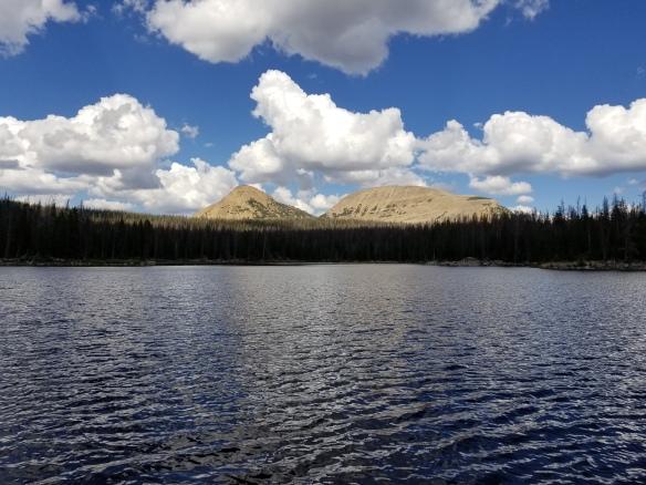 Little Lyman Lake   Mountains to Marsh