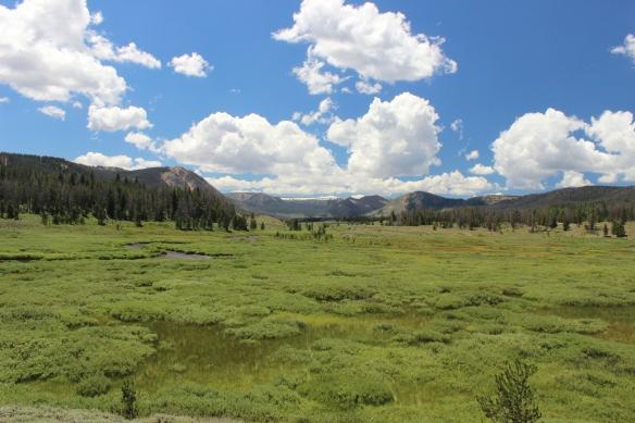 Little Lyman Lake | Mountains to Marsh